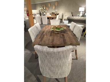 Container Marketing Rustica Ash Grey Dining Table 5734