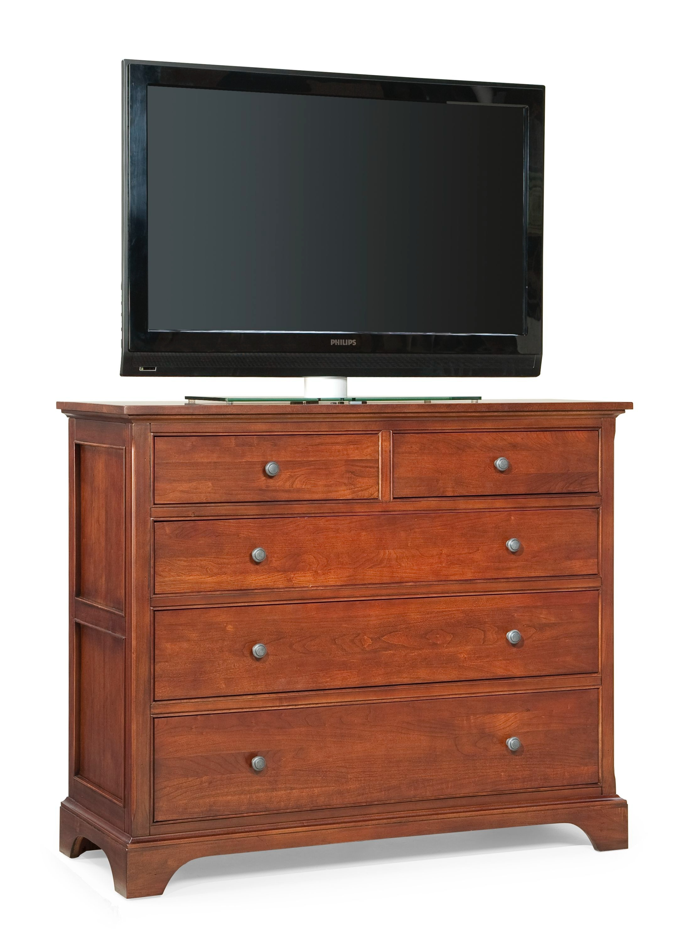 Cresent Fine Furniture Retreat Cherry Small Media Dresser 1503