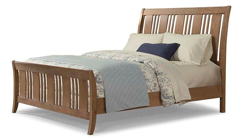 Cresent Fine Furniture Bedroom Camden Sleigh Bed 202 132 Sleigh Bed