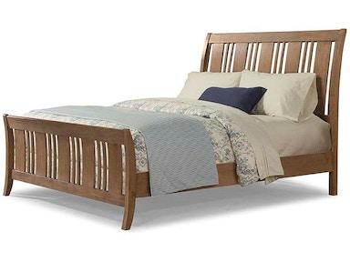 Cresent Fine Furniture Bedroom Camden Sleigh Bed
