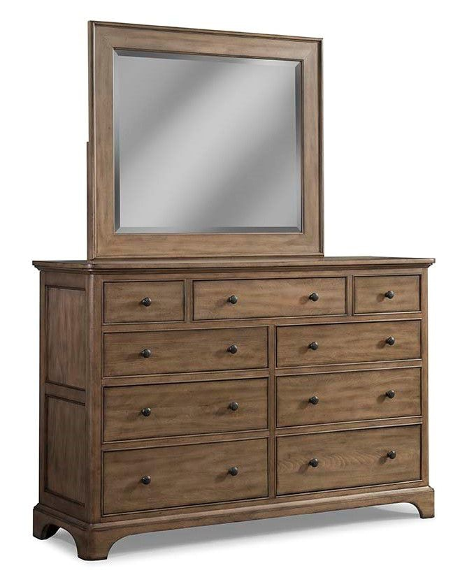 Cresent Fine Furniture Gunnison Media Dresser 204 101