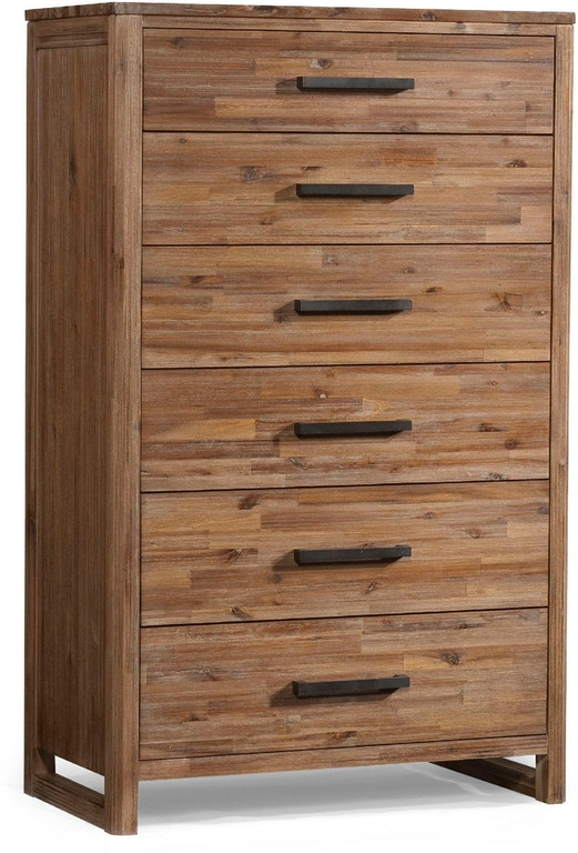 Cresent Fine Furniture Bedroom Waverly Chest 5508