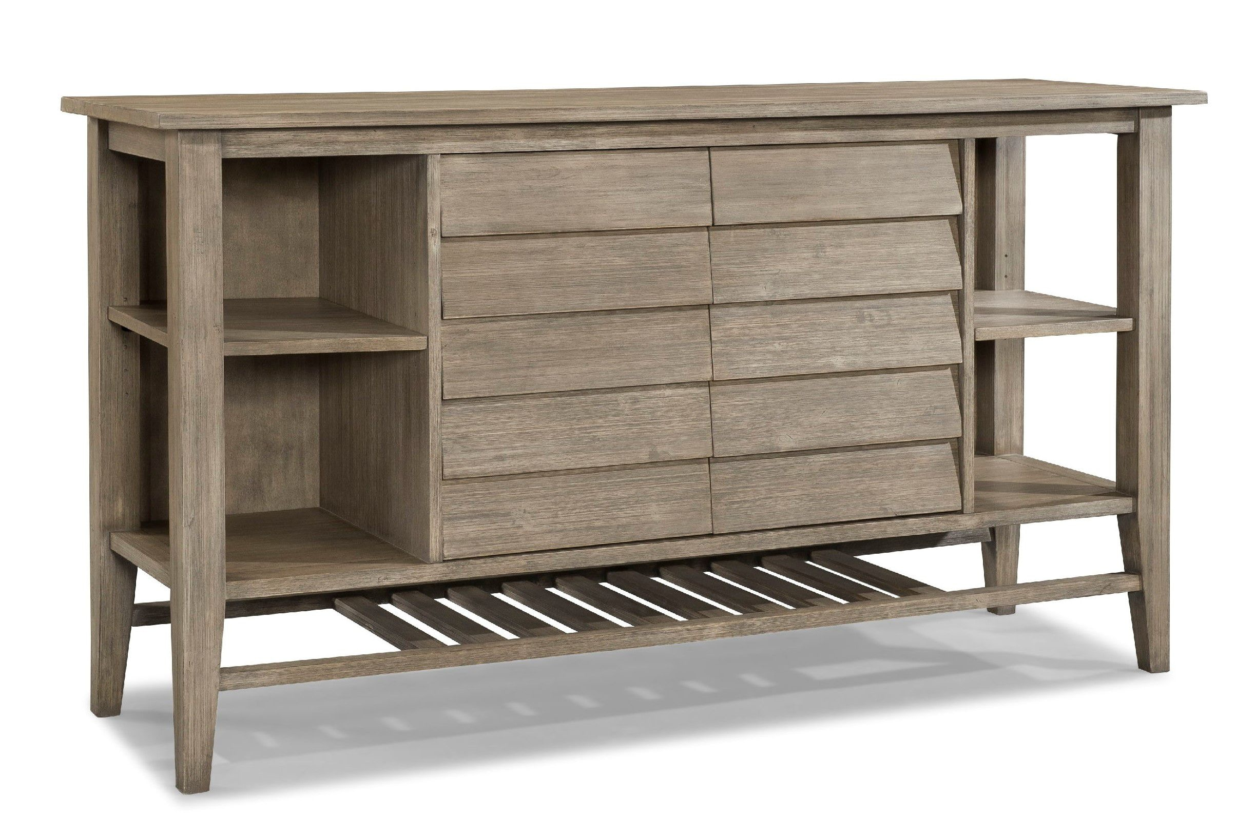 Cresent Fine Furniture Corliss Landing Sideboard 5652