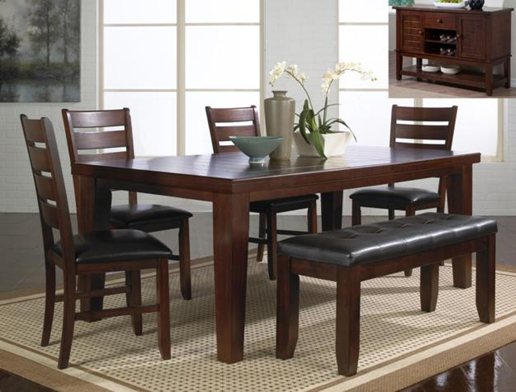 Bardstown Dining Table (18\