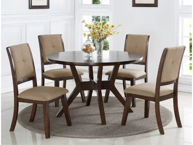 Crown Mark Barney Dining Chair 2322S