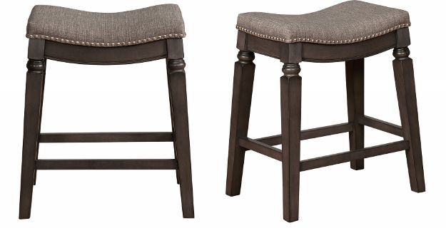 Crown Mark Bar And Game Room Farlin Counter Height Stool