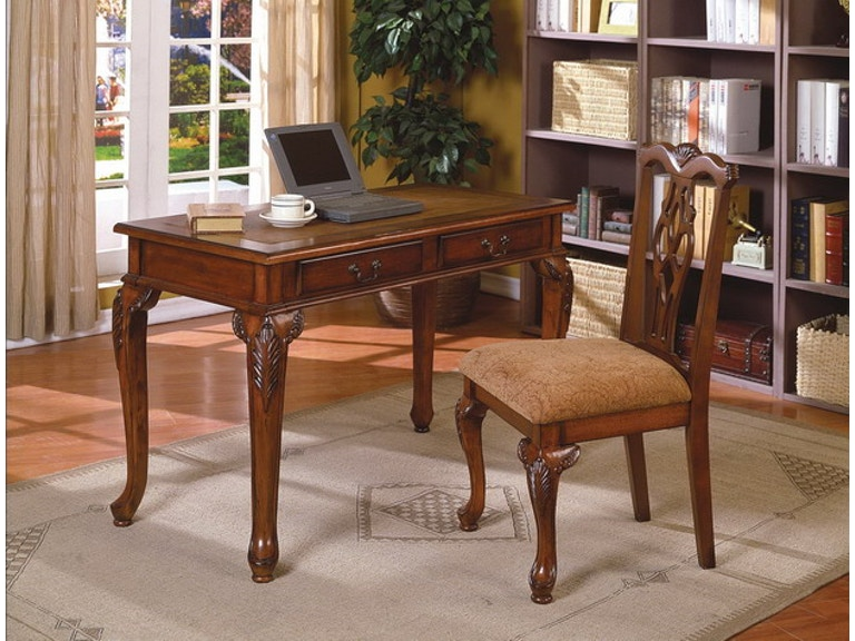 Surprising Crown Mark Fairfax Home Office Desk Chair Set 5205Set Dailytribune Chair Design For Home Dailytribuneorg