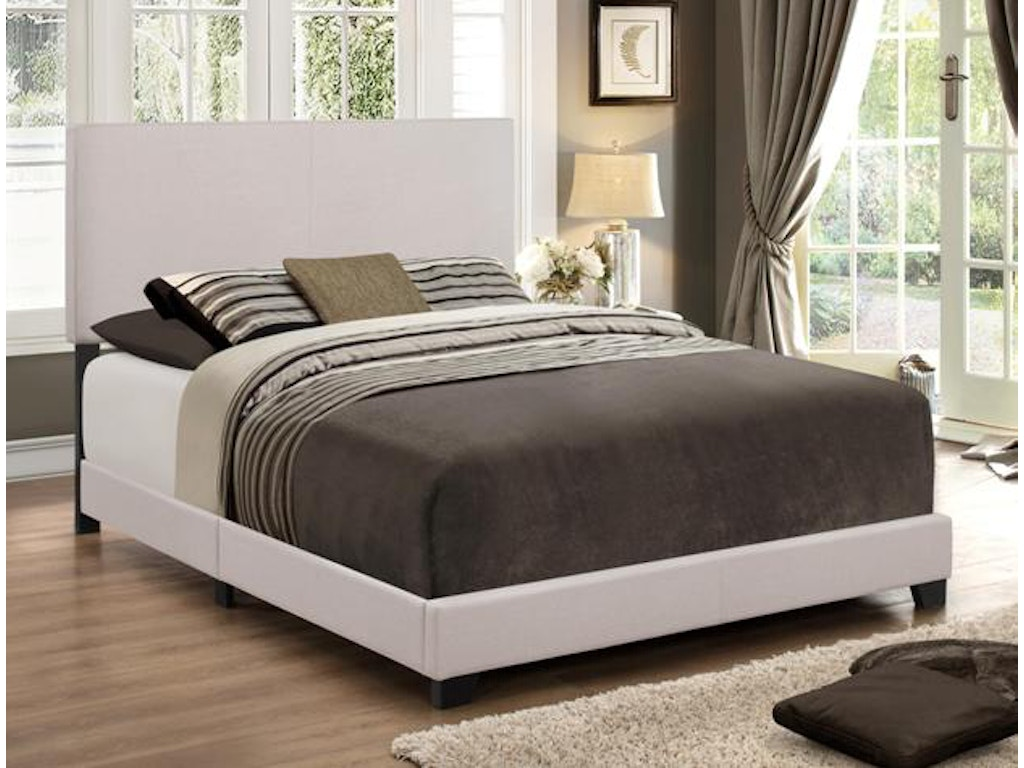 Crown Mark Bedroom Erin Complete Bed Kh Setb5271kh China Towne Furniture Solvay Ny