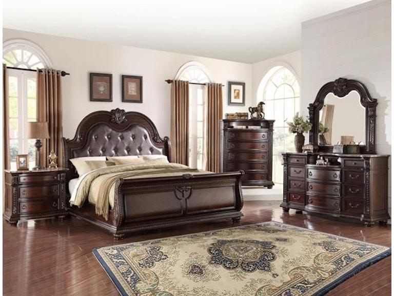 stanley 5pc bedroom set