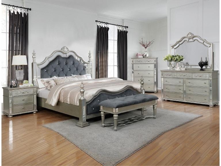 Crown Mark Bedroom Sterling Dresser B7660 1 At Capital Discount Furniture