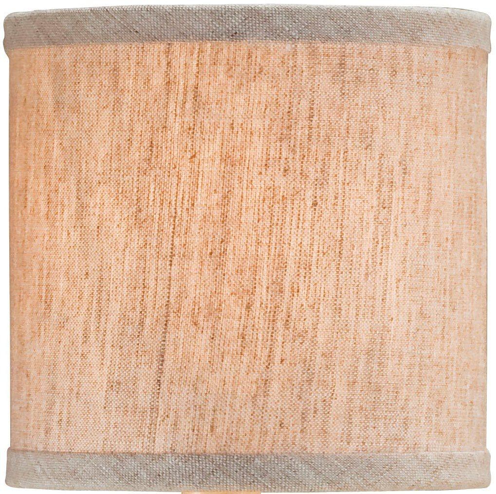 Currey and company natural linen shade 0421