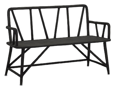 Currey and Company Arboria Bench 2000-0003