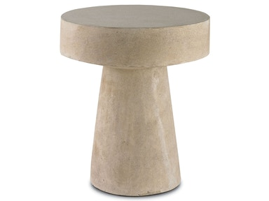 Currey and Company Higham Accent Table 2025