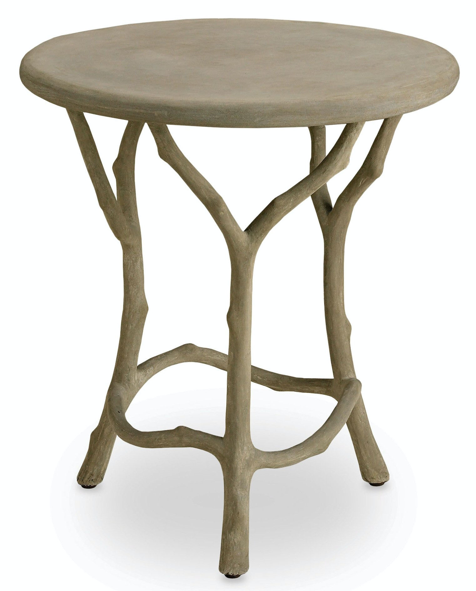 Currey And Company Outdoor/Patio Hidcote Accent Table 2373   Swannu0027s  Furniture   Tyler, TX