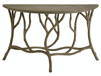 Currey and Company Hidcote Console Table 2374