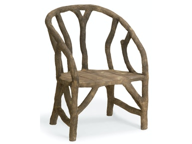 Currey and Company Arbor Chair 2701