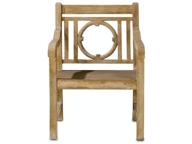 Currey and Company Leagrave Chair 2723