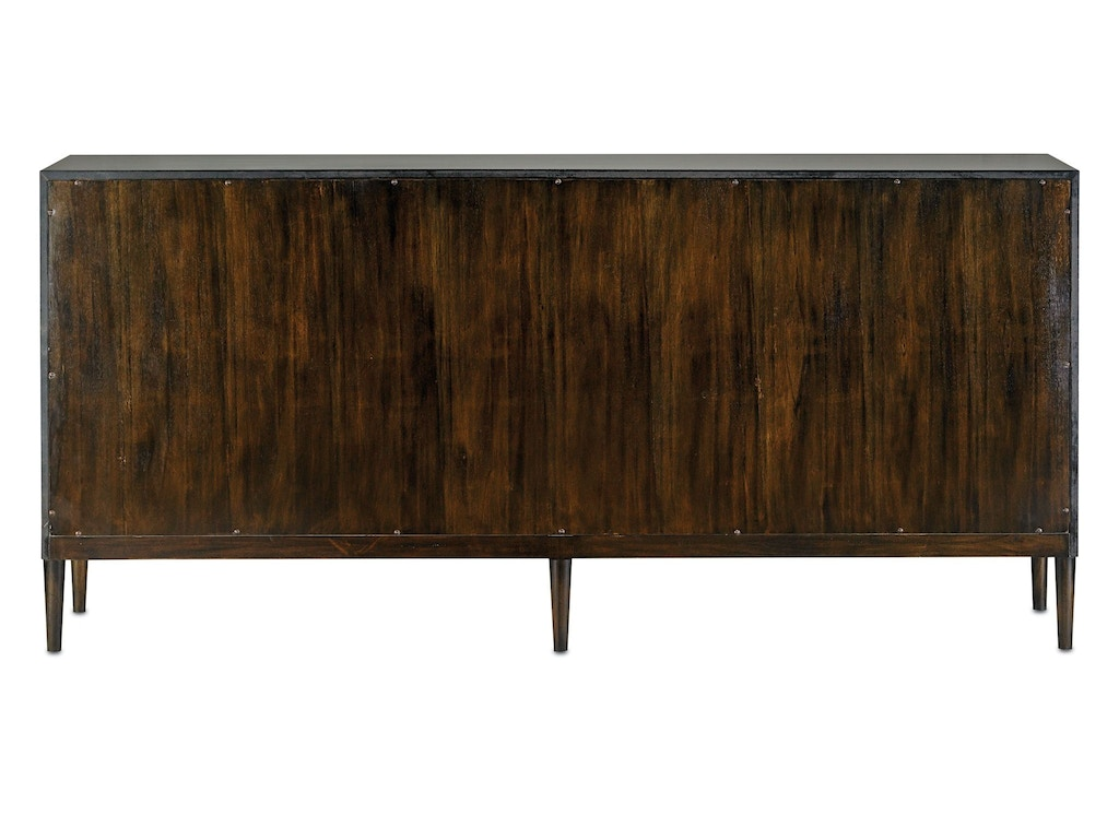 Currey And Company Home Office Counterpoint Credenza 3240 Hickory Furniture Mart Hickory Nc