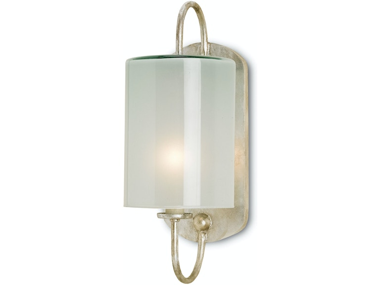 Currey And Company Lamps And Lighting Glacier Wall Sconce