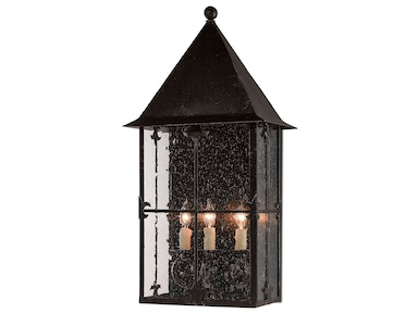 Currey and Company Faracy Outdoor Wall Sconce 5500-0001