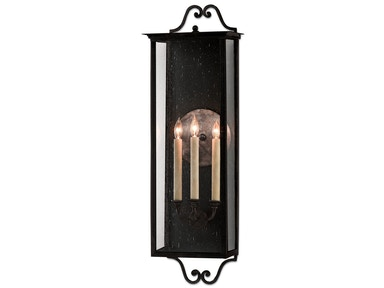 Currey and Company Giatti Outdoor Wall Sconce 5500-0007