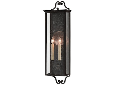 Currey and Company Giatti Outdoor Wall Sconce 5500-0008