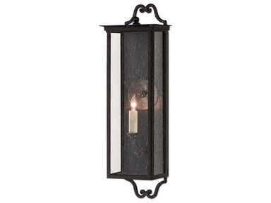 Currey and Company Giatti Outdoor Wall Sconce 5500-0009