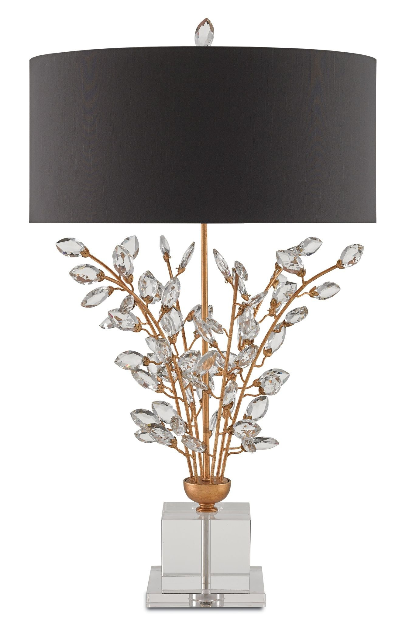 Currey And Company Forget Me Not Table Lamp 6983