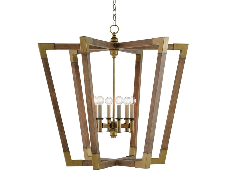 Currey And Company Lamps Lighting Bastian Chandelier
