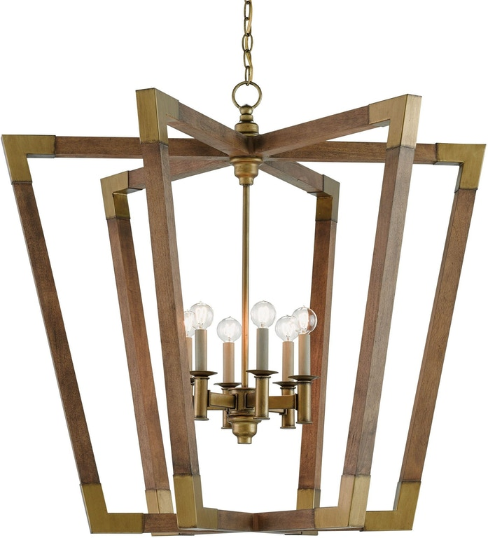 Currey And Company Stratosphere: Bastian Chandelier CY90000008