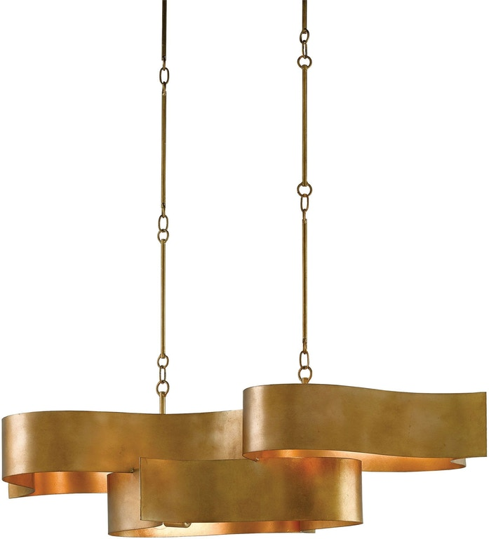 Currey And Company Lotus Chandelier: Currey And Company Lamps And Lighting Grand Lotus Oval