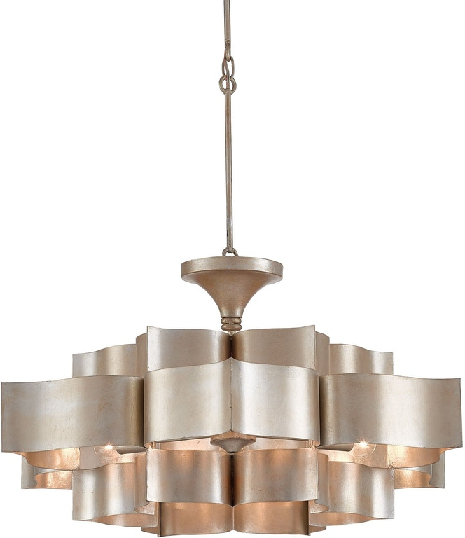 Currey And Company Lotus Chandelier: Currey And Company Lamps And Lighting Grand Lotus