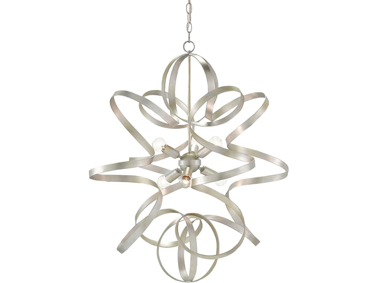Currey And Company Lasso Chandelier 9000 0109