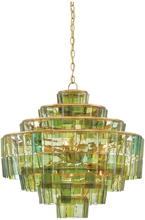 Currey And Company Sommelier Chandelier 9000 0148