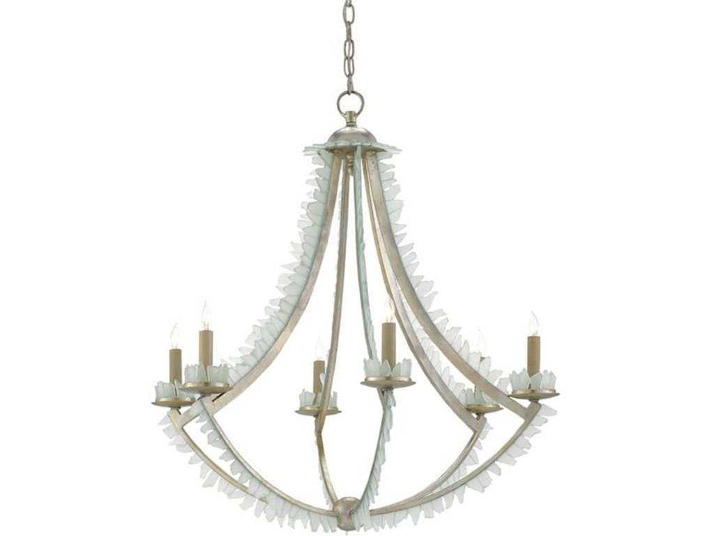 Currey And Company Lamps And Lighting Eduardo Chandelier