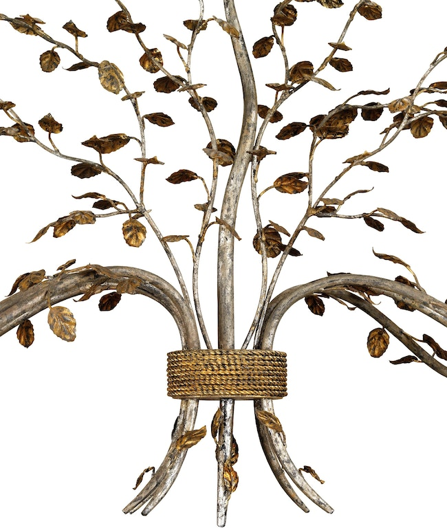 Currey And Company Stratosphere: Raintree Oval Chandelier CY9021