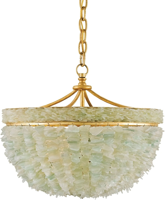 Currey And Company Stratosphere: Bayou Chandelier CY9251