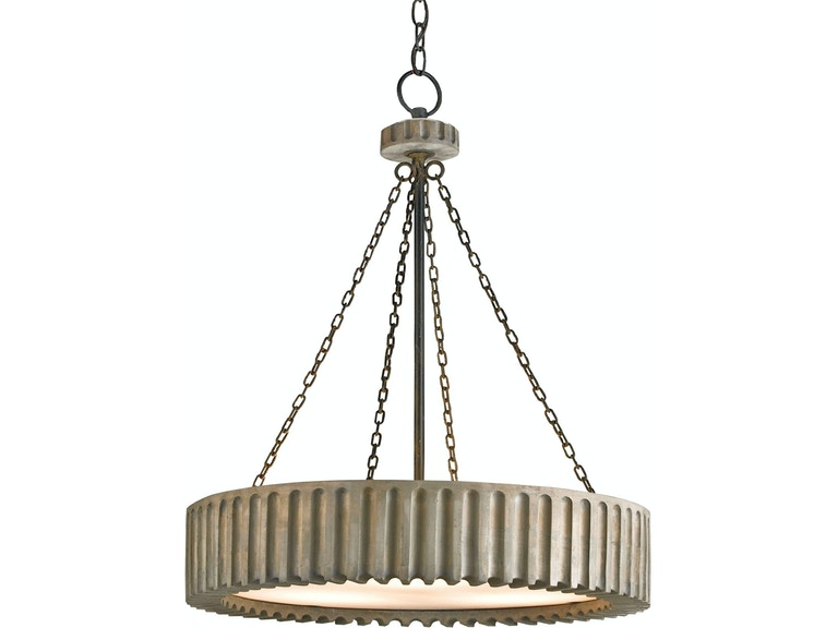 Currey And Company Greyledge Chandelier 9326