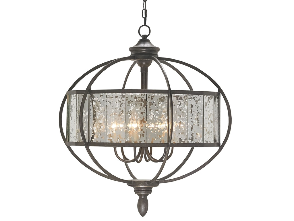 Currey And Company Lamps And Lighting Florence Chandelier