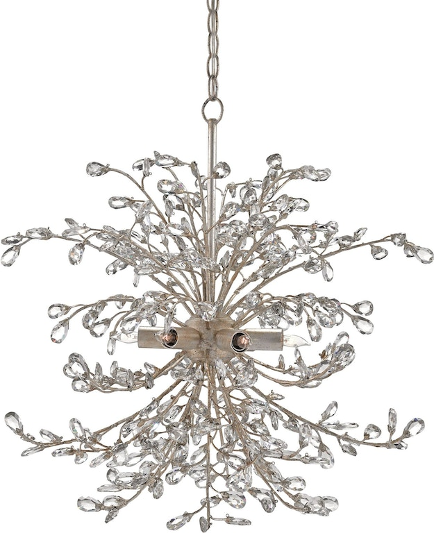 Currey And Company Stratosphere: Tiara Chandelier CY9439
