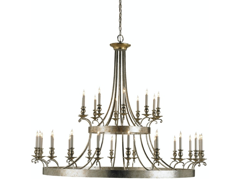 Currey And Company Lodestar Chandelier 9582