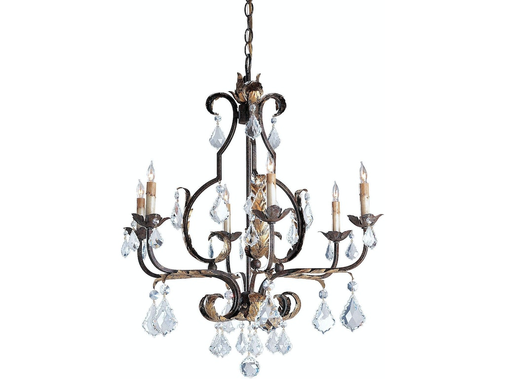 Currey And Company Lamps Lighting Tuscan Chandelier Large Cy9828 Walter E Smithe Furniture Design