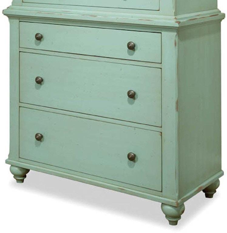 Durham Furniture Bedroom Junior Chest 111-153