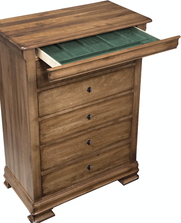 Durham Furniture Bedroom Drawer Chest 112-156