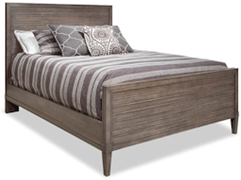 Newport Queen Wood Slat Bed 171 124 From Walter E Smithe Furniture Design