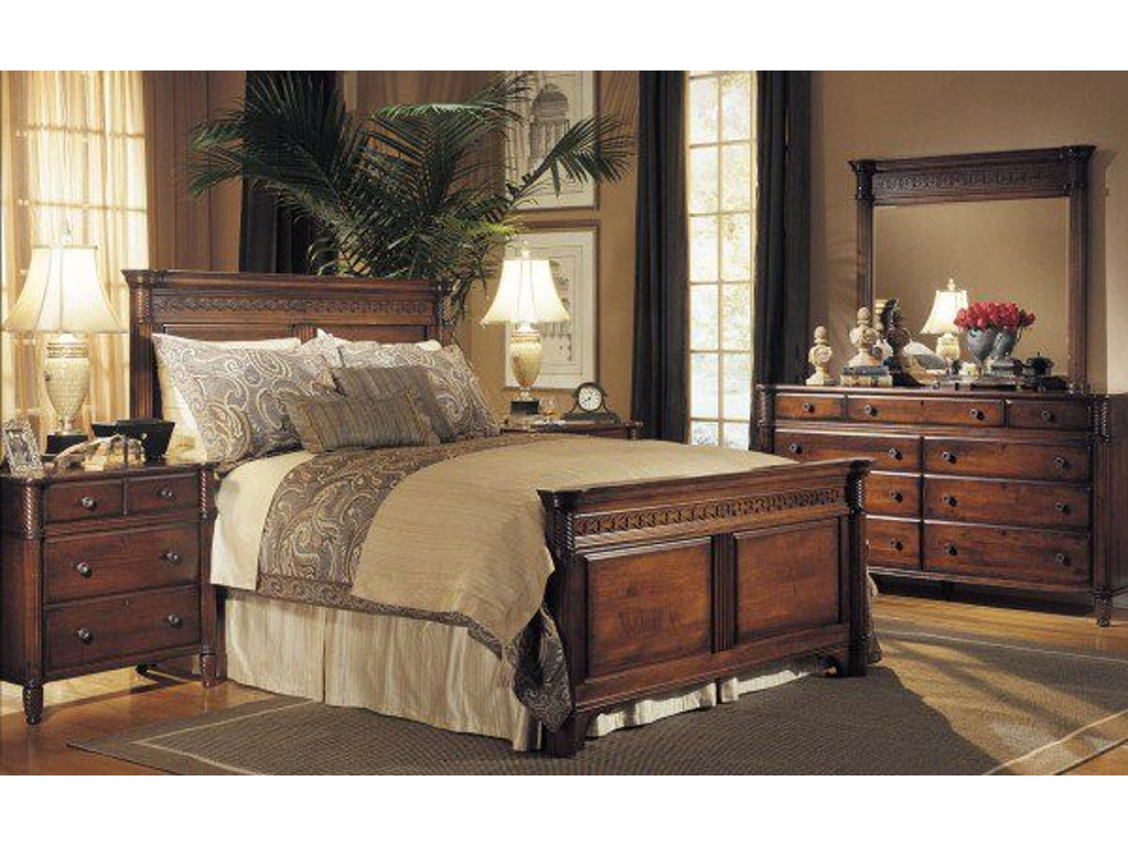 King Low Sleigh Bed Nc501148b