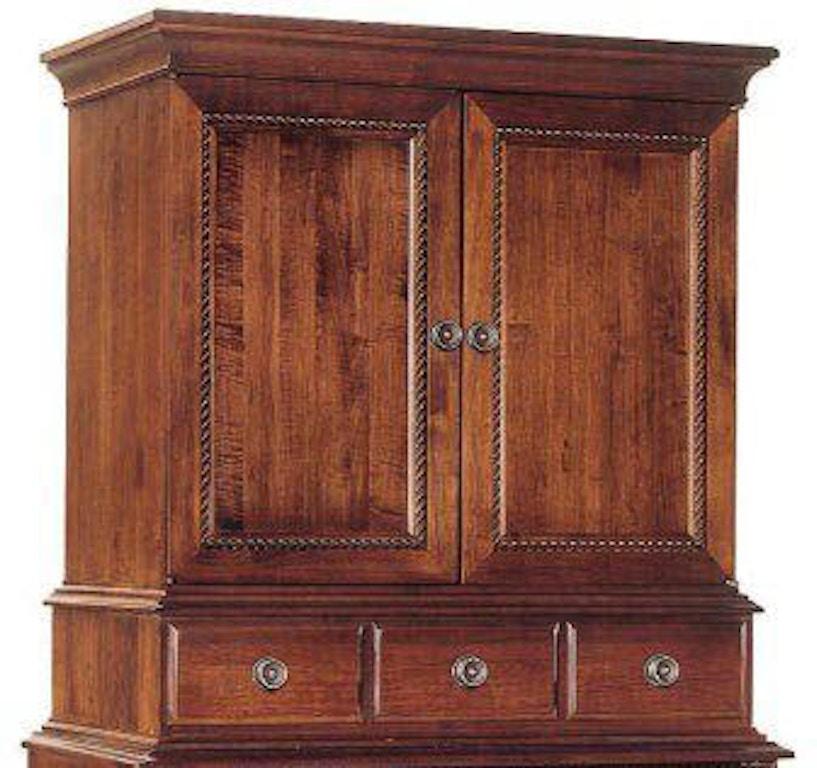 Durham Furniture Bedroom Door Deck 980-165