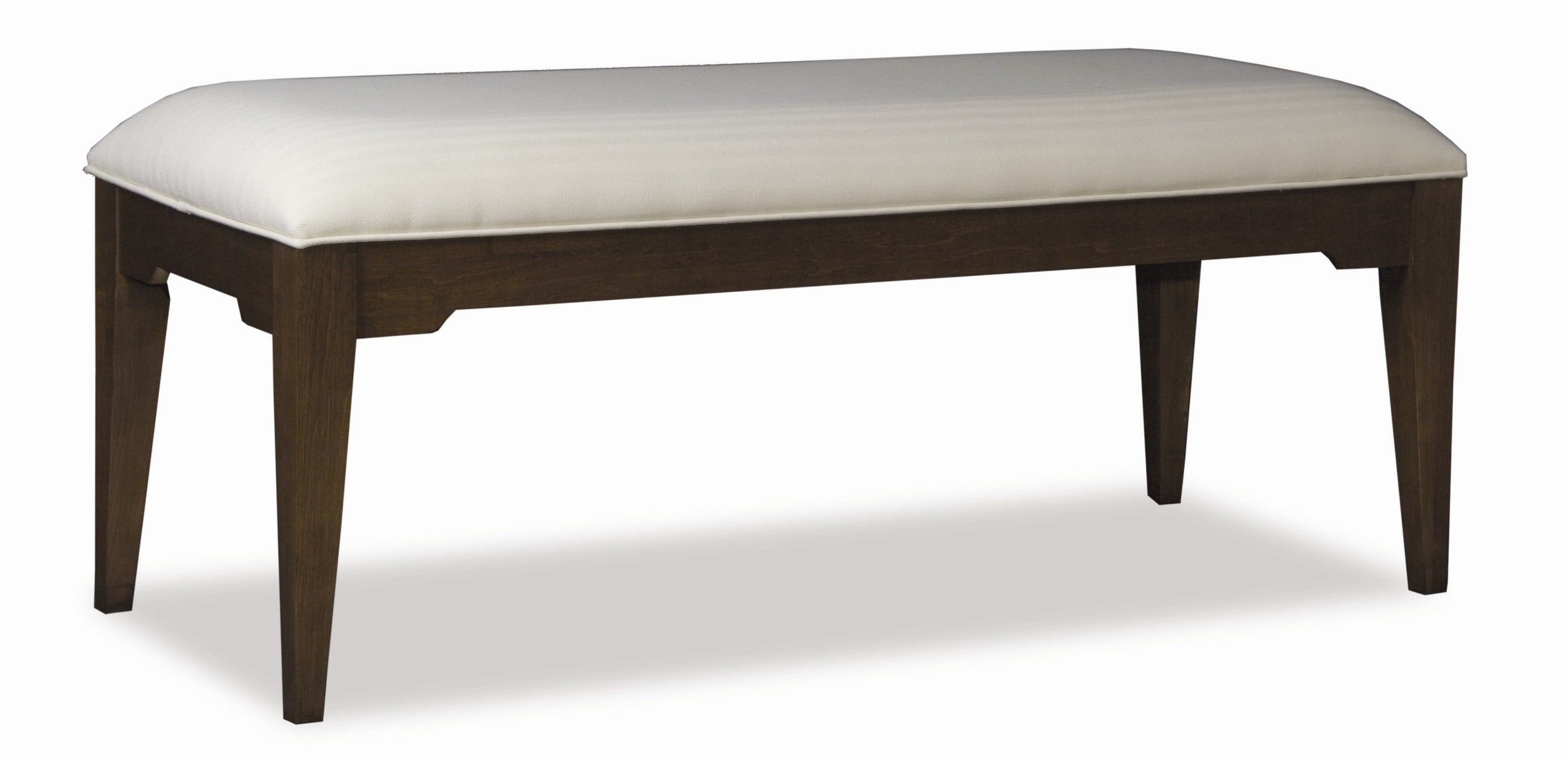 Durham Furniture Contemporary Bench 900 010A