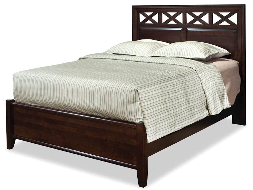 Glen Panel Bed Nc131124