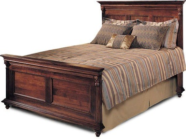 Durham Furniture Queen Panel Bed